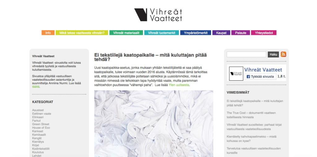 vihreat-vaatteet-database