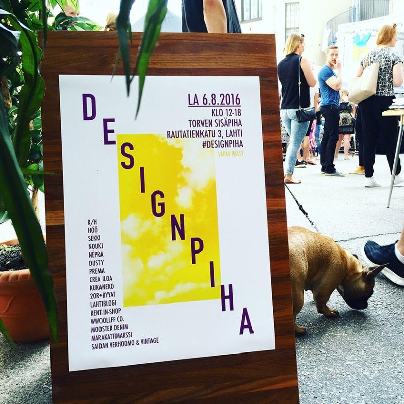 Designpiha / Anniina Nurmi